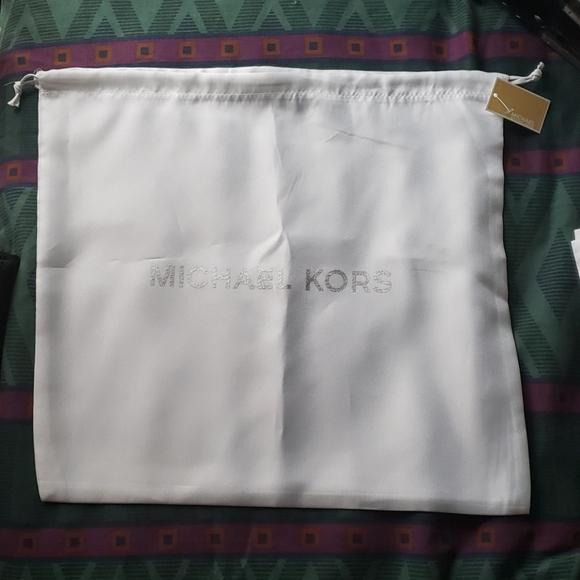 Nwt Michael kors dust bag